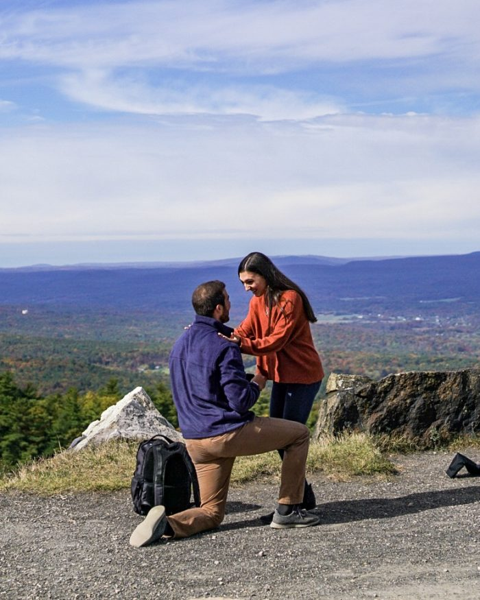 Engagement Proposal Ideas in Mohonk Mountain, NY