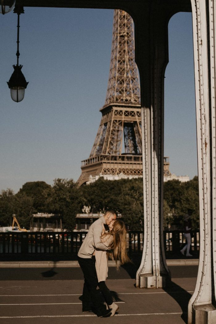 Marriage Proposal Ideas in Paris, France