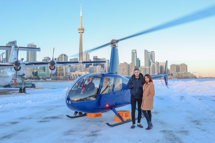 Where to Propose in Toronto, Canada