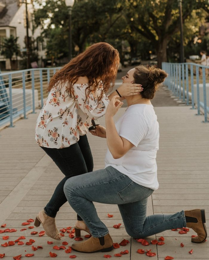 Wedding Proposal Ideas in New Orleans