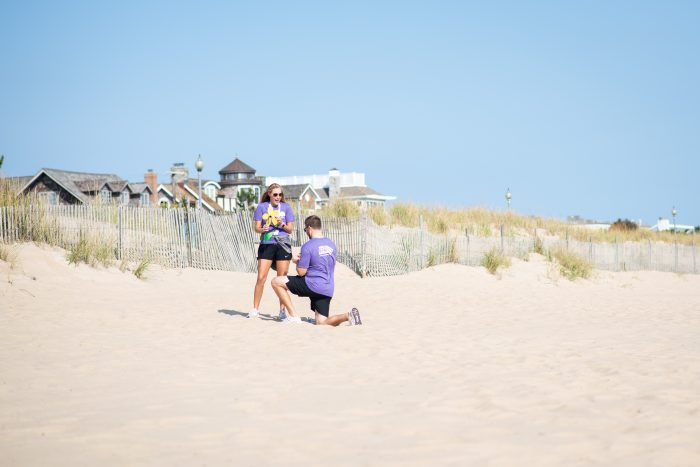Where to Propose in Rehoboth Beach , DE