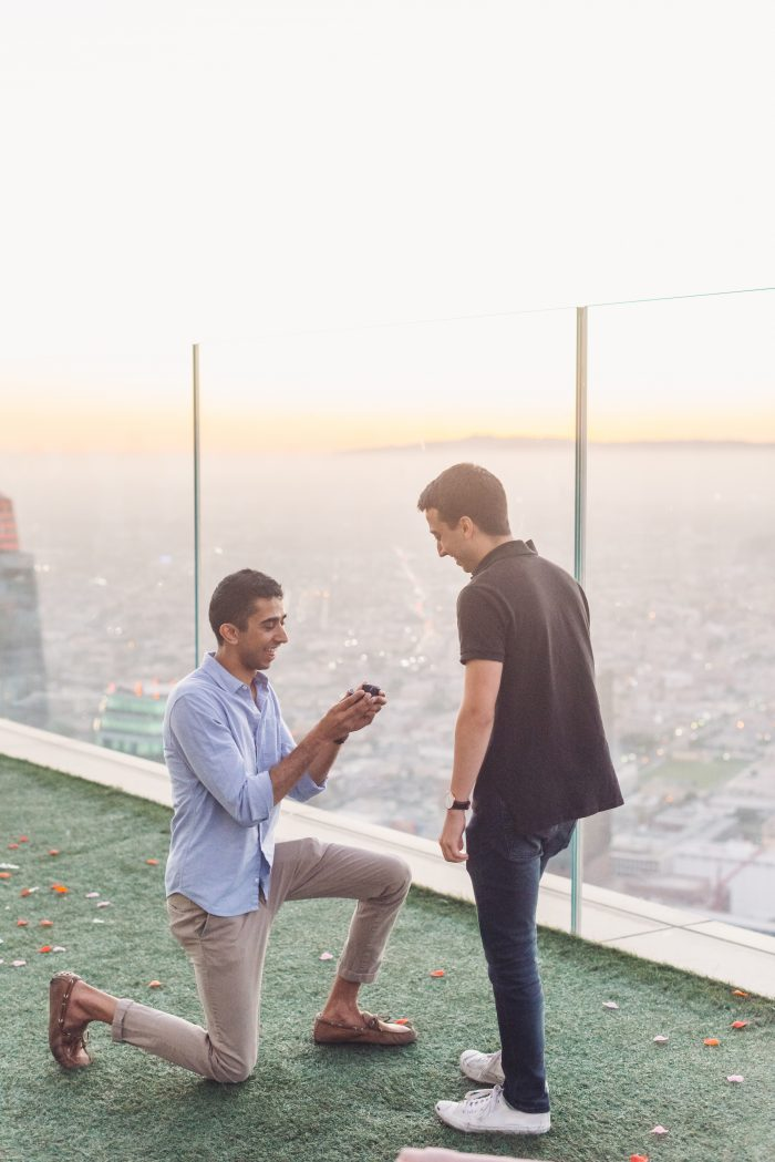 Wedding Proposal Ideas in Los Angeles, CA