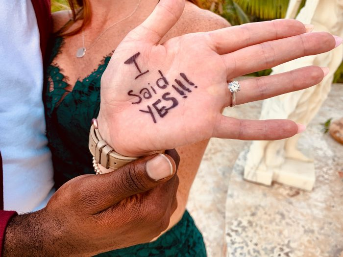 Engagement Proposal Ideas in Nassau Bahamas