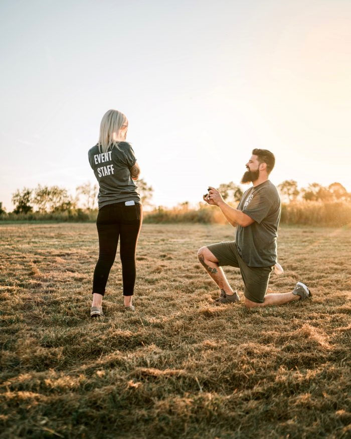 Marriage Proposal Ideas in Lilah's Family Farm