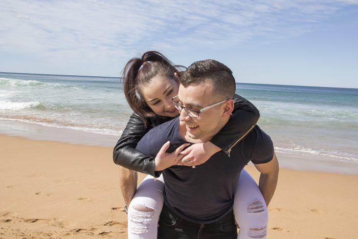 Jennifer's Proposal in Sydney, Australia
