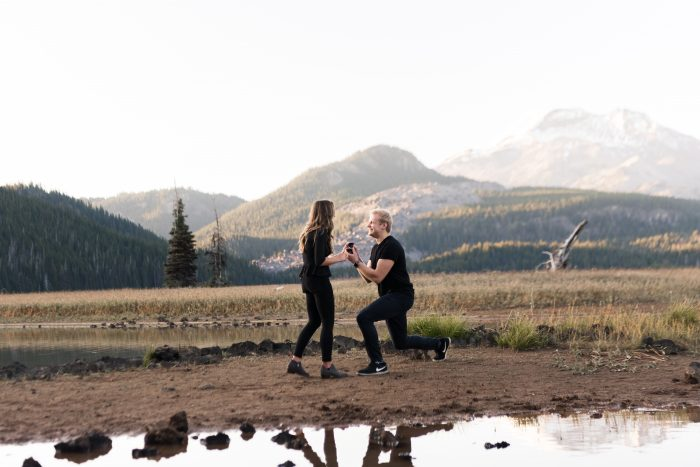 Engagement Proposal Ideas in Sparks Lark Oregon