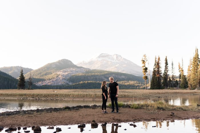 Where to Propose in Sparks Lark Oregon