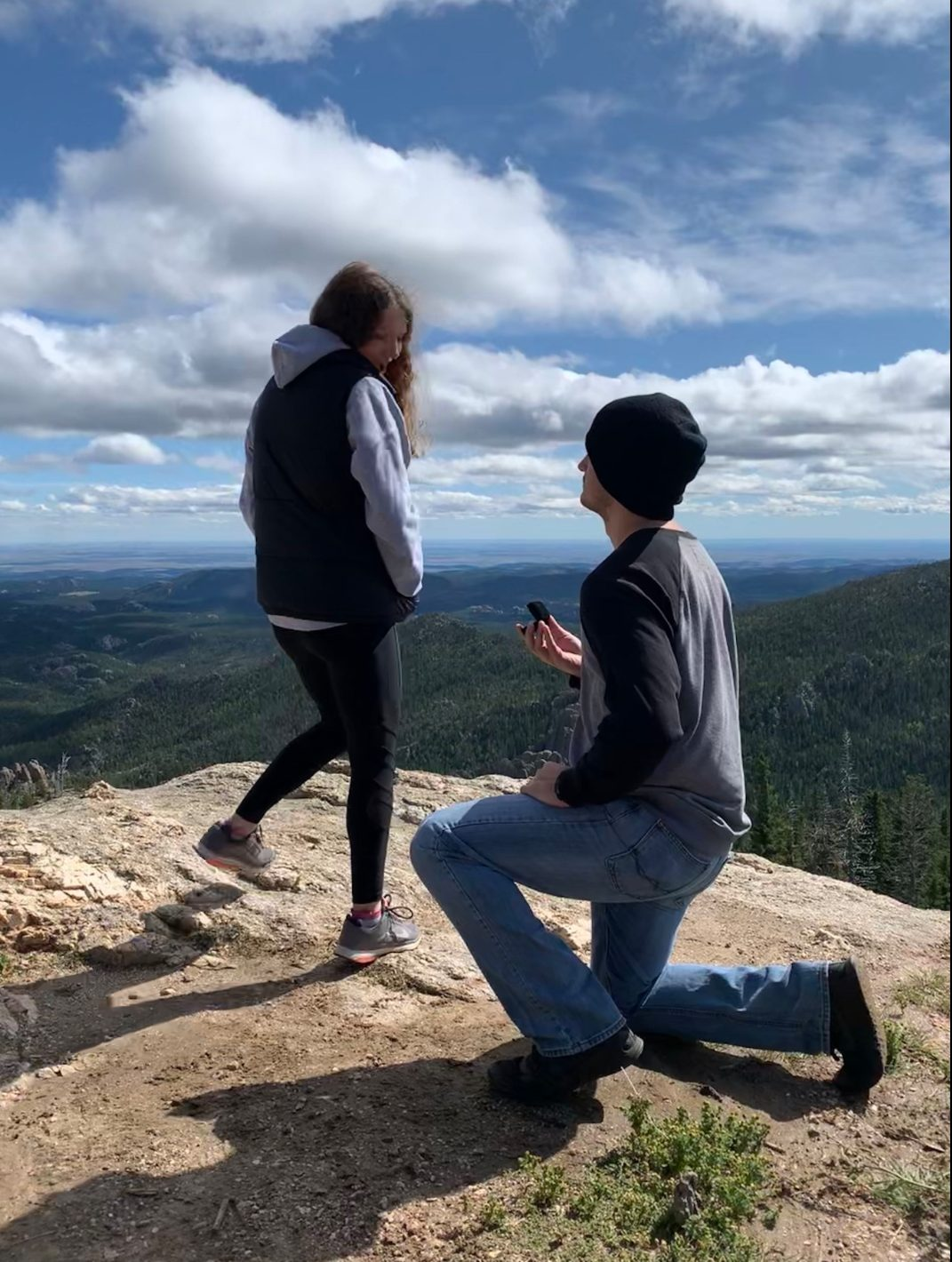 Proposal Ideas Harney Peak, Custer, SD