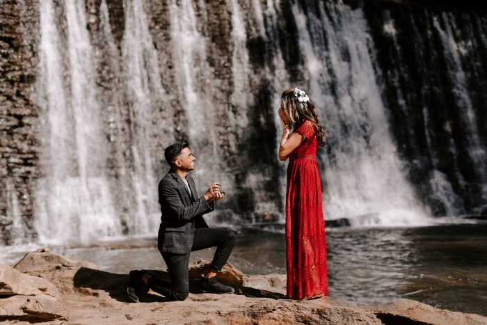 Proposal Ideas Roswell Mill Waterfall