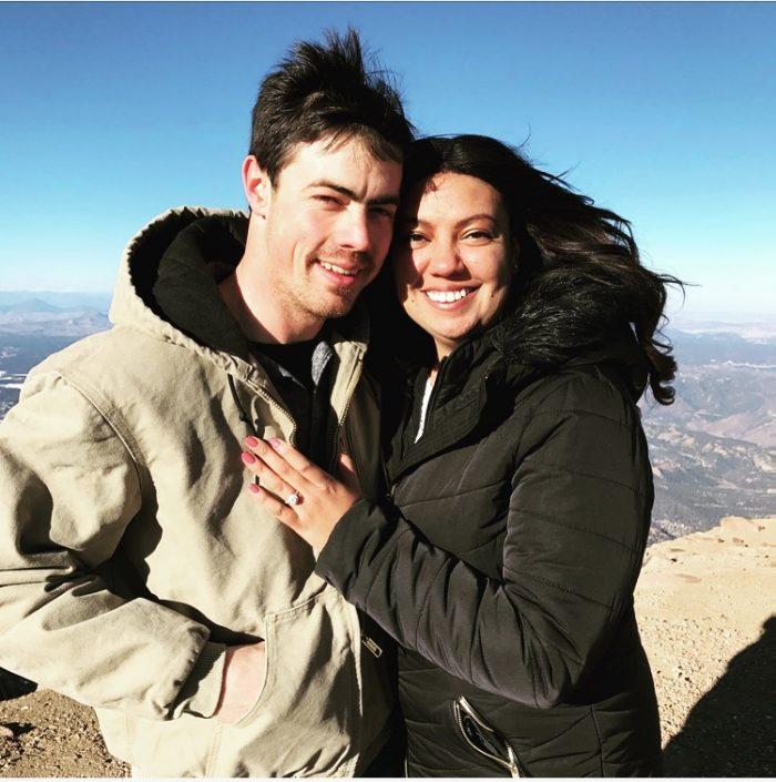 Proposal Ideas Pikes Peak, Colorado