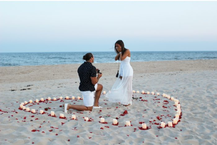 Where to Propose in Montauk, New York