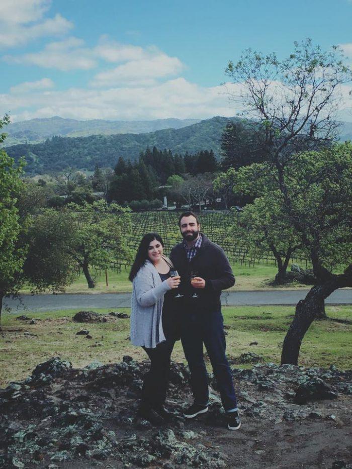 Sasha's Proposal in Maui, HI @ Haleakalā National Park