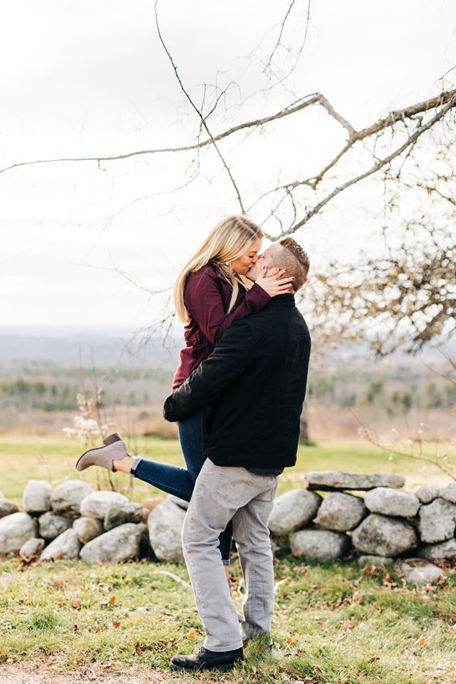 Where to Propose in Vista of Maine