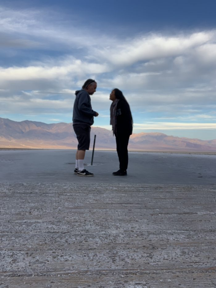 Where to Propose in Badwater Basin - Death Valley