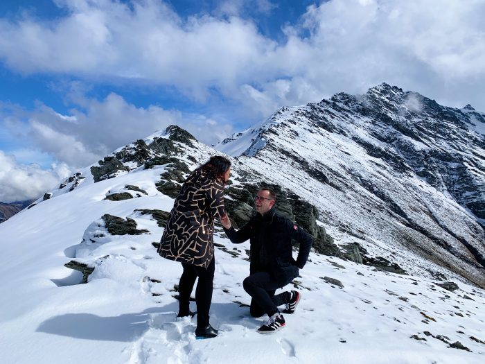 Patricia's Proposal in Queenstown, New Zealand