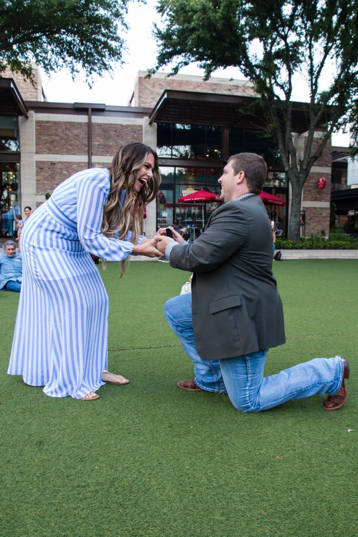 Engagement Proposal Ideas in Houston, TX