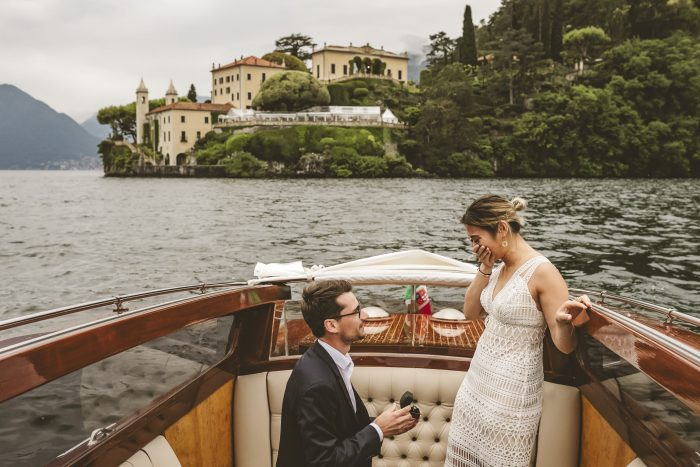 Proposal Ideas Lake Como, Italy