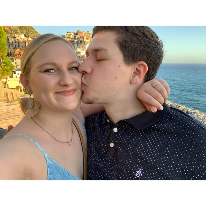 Emily and Michael's Engagement in Cinque terre, italy
