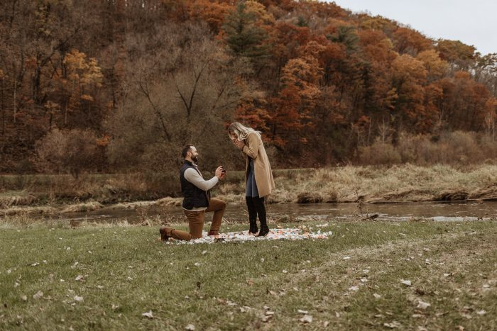 Where to Propose in Vino in the Valley - Maiden Rock, WI