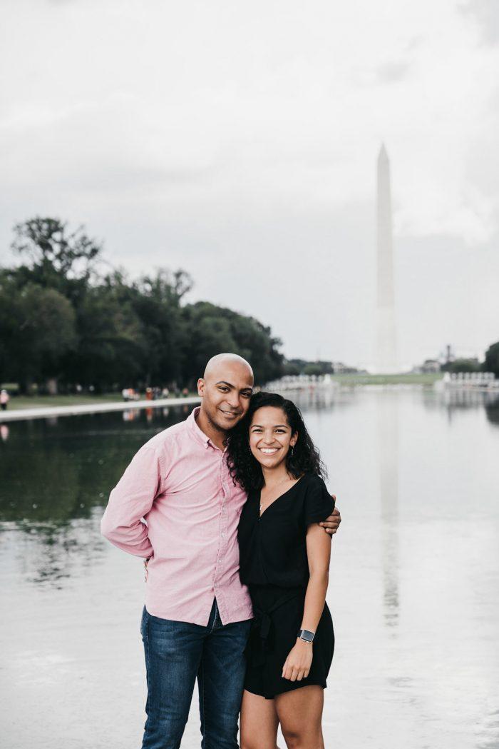 William Jones's Proposal in Washington, DC