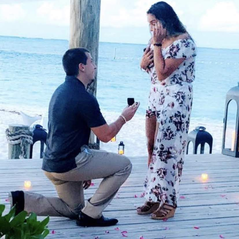 Marriage Proposal Ideas in Bahamas