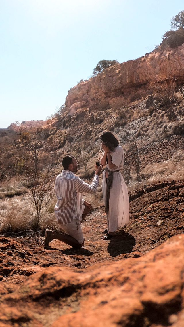 Sandra and Fabian's Engagement in Southafrica