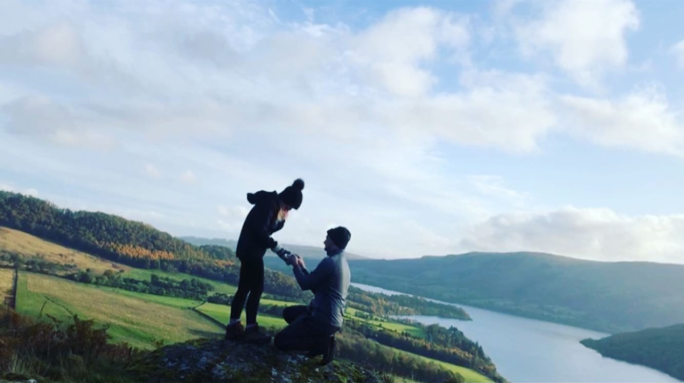 Proposal Ideas The Lake District