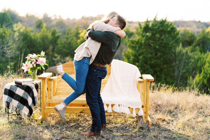 Engagement Proposal Ideas in Fort Worth, TX