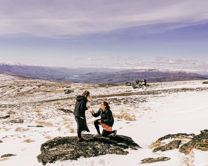 Engagement Proposal Ideas in Nevis valley, Cromwell
