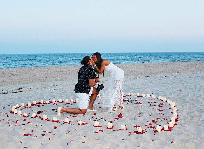 Wedding Proposal Ideas in Montauk, New York