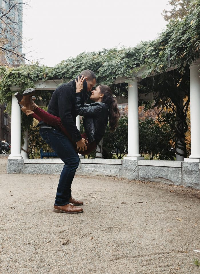 Where to Propose in Harvard Widener Library