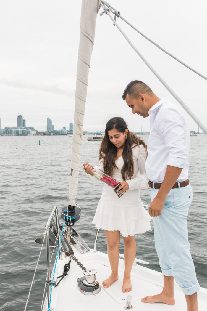 Where to Propose in Lake Ontario, Toronto