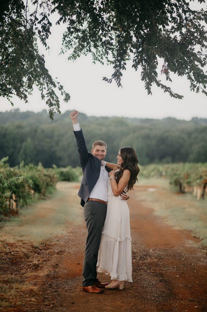 Engagement Proposal Ideas in Kiepersol Winery
