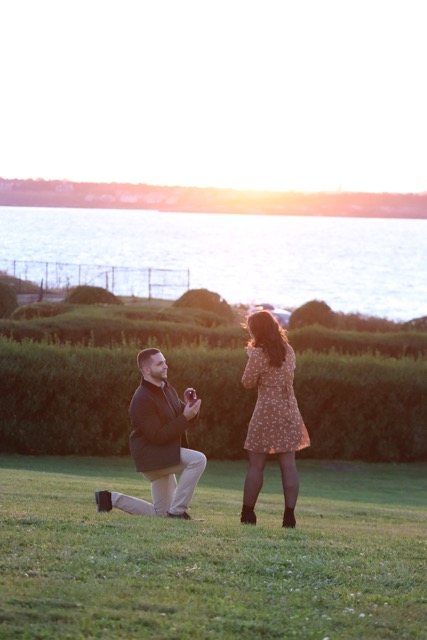 Where to Propose in Newport, Rhode Island