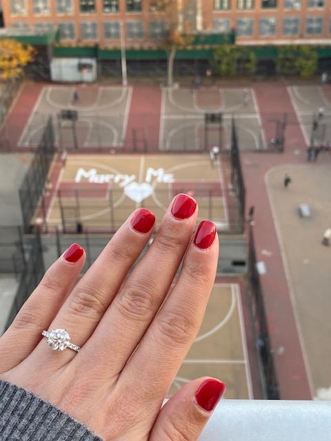 Anita's Proposal in Brooklyn, NY