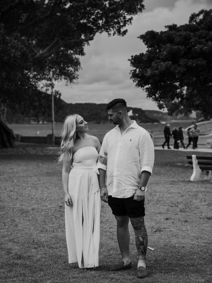Samantha and Alexi's Engagement in Sydney, Australia