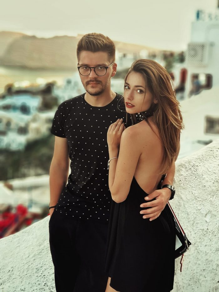 Wedding Proposal Ideas in Oia - Santorini
