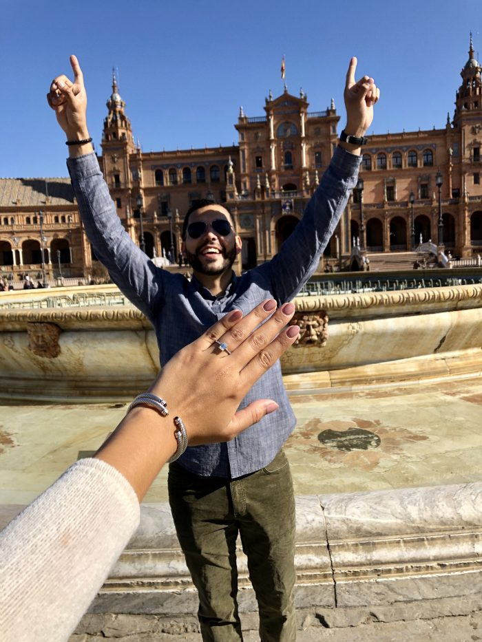 Where to Propose in Seville, Spain