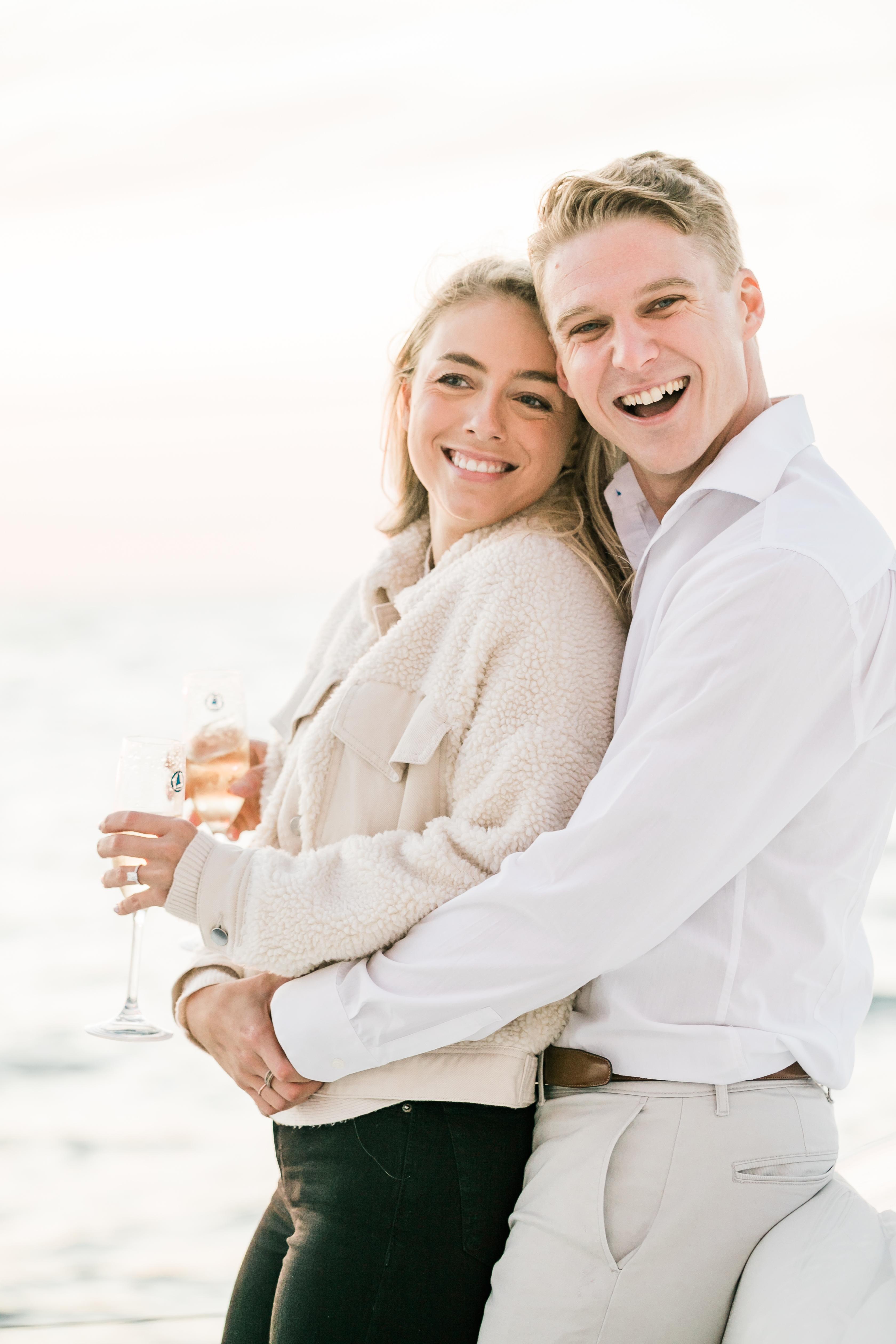 Phoebe's Proposal in Marina Del Rey, California