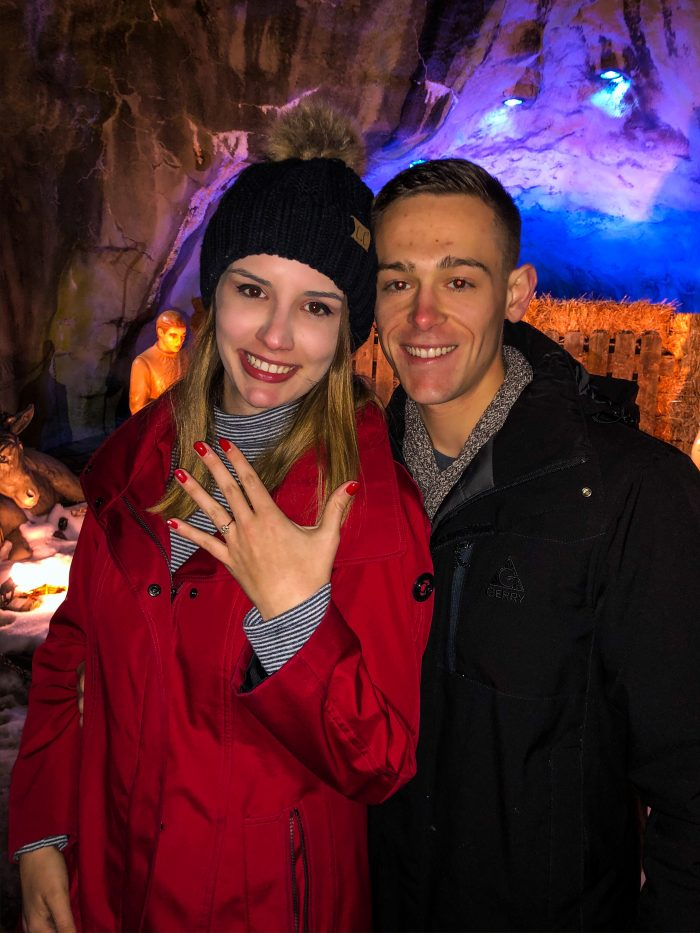Wedding Proposal Ideas in Our ladies of the snow shrine