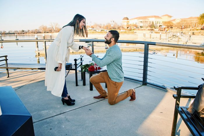 Engagement Proposal Ideas in Lake Ray Hubbard, Dallas TX