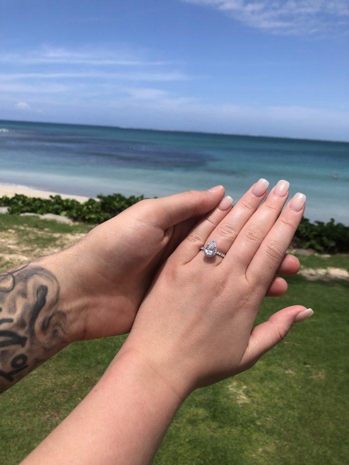 Wedding Proposal Ideas in Intercontinental Fiji