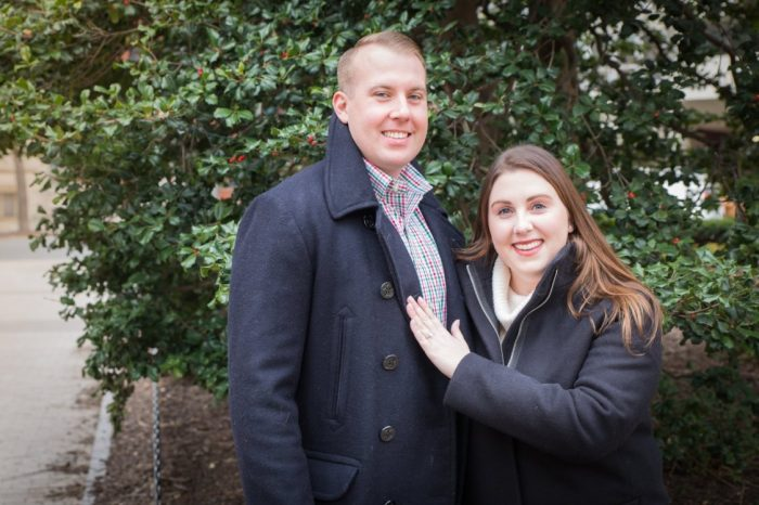 Marriage Proposal Ideas in Rittenhouse Square— Philadelphia, PA