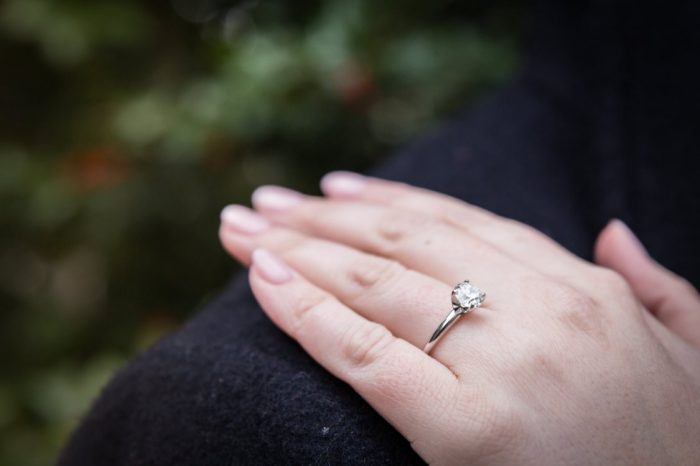 Engagement Proposal Ideas in Rittenhouse Square— Philadelphia, PA