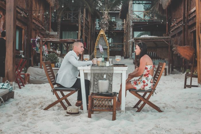 Wedding Proposal Ideas in Tulum, Mexico