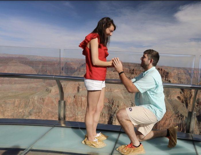 Proposal Ideas Grand Canyon Sky bridge