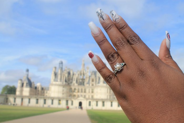 Engagement Proposal Ideas in Chambord, France