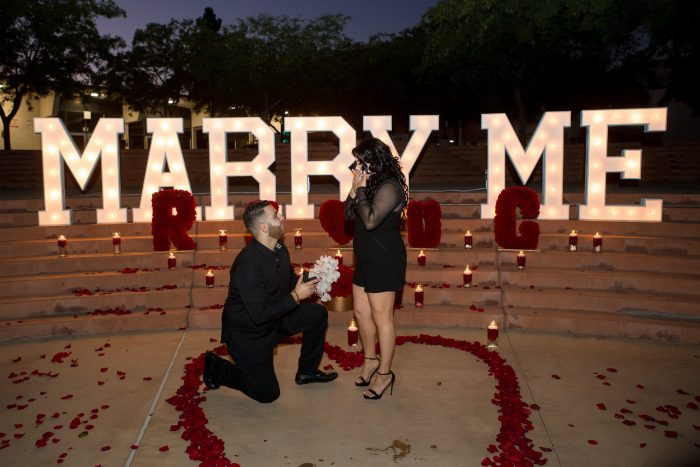 Where to Propose in Glendale, CA