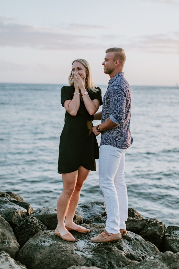 Engagement Proposal Ideas in Oahu, Hawaii