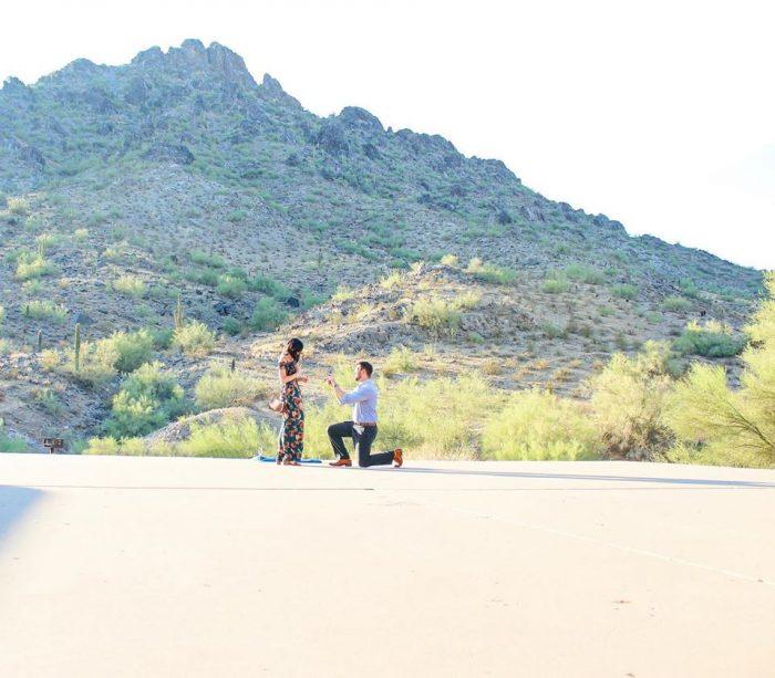 Marriage Proposal Ideas in Pheonix, Arizona